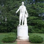 Statue of Monroe