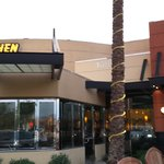 front entrance - CPK