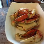 cracked dungeness crab !
