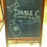 Kiwi Smoothie : Double C