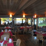 Two Dining Rooms: Riverview has Best View