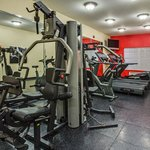CountryInn&Suites Tampa  FitnessRoom