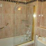 Dusch- und Badebereich