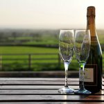 Champagne view