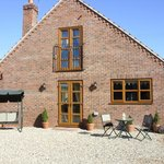 we r a small b& b situated on the outskirts of Drax North Yorkshire