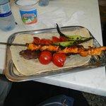 مطعم أربيل للمأكولات الشرقية :Arbil Orientalische Speisen Munich . Germany  Kebab-yasin