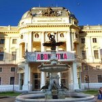 historic opera building