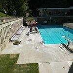 the not so hot pool at radium