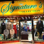 Signature Collection Tailor