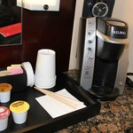 Free Keurig Coffee and Tea