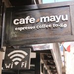 They have Wifi if you buy coffee