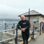 On Swanage Pier