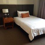 Bedroom 3 of 3-bedroom suite