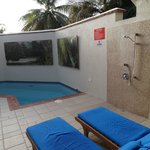 Private Pool in our Suite