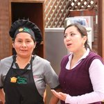 The cook and Naty