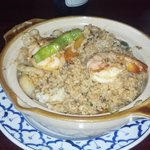 Potpourri Seafood Fried Rice