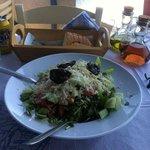 Salad 'Psilli Ammos'