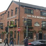 The Monkey from Princess Street.
