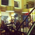 Le Café Victor, Le Havre, hiver 2013