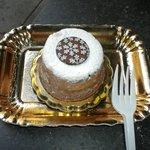 Caprese cake