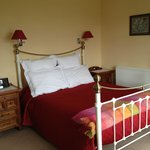 The Scapa View bedroom
