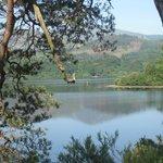 The lake Derwentwater