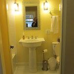 bathroom in Baroness room