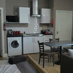 kitchen and ensuite