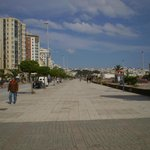 vista de la costanera frente al hotel 1
