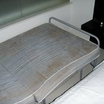 extra child mattress for extra 1000 bahts/night