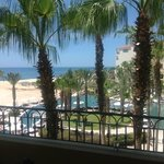 Hilton Cabo from room 3031