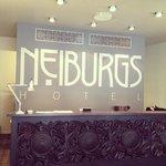 Hotel Neiburgs' reception