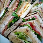 Snadwich platters for corporate or special occasions