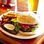 The famous Fargo burger!