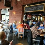 Inside the Canal Park Brewery