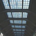 Plafond de vitraux