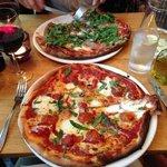 tuscana pizza