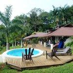 Casa Miramar pool and deck