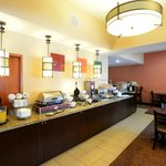 Enjoy our Complimentary Hot Breakfast
