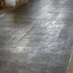 Mucky floor