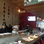 La Barra de Sushi!