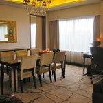 Club floor (suite)