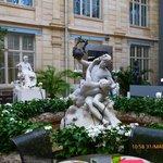 Museu de Belas Artes de Rouen.