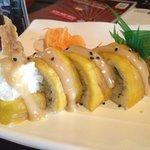 Banana roll