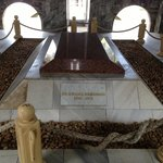 Nkrumah's tomb