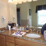 Bathroom of Lodge King Junior Suite
