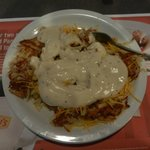 Smothered & Covered Hashbrowns