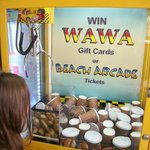 Wawa Crane Game Great for those coffee addicts :)