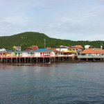 Koh Larn from the ferry