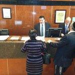 Reception deputy Director - Mr. Odeh
